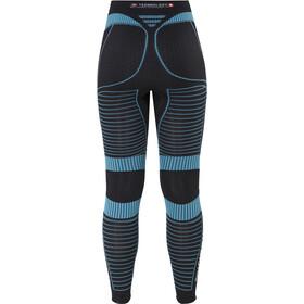 X-Bionic Running Effektor Power Pants long Damen black/turquoise